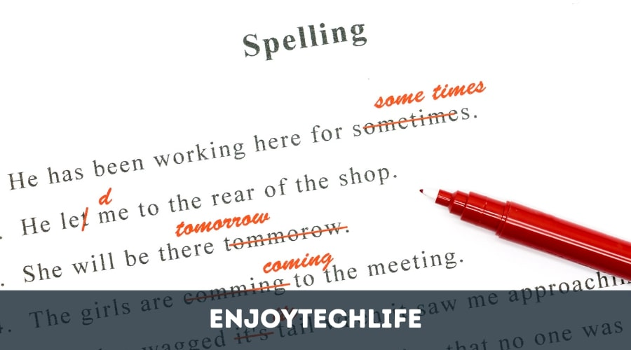 why is spell check not working in word