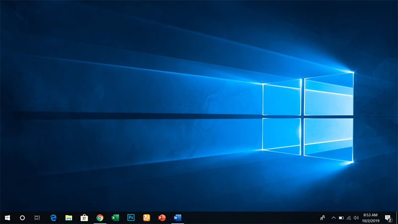 shortcut windows 10