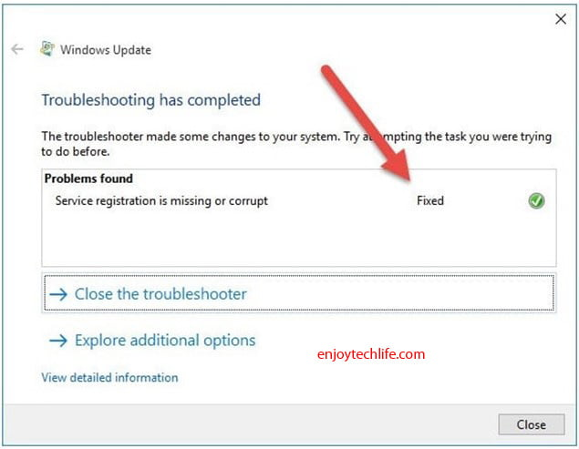 Windows 10 Troubleshooter 4