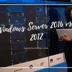 Windows Server 2016 vs. 2012