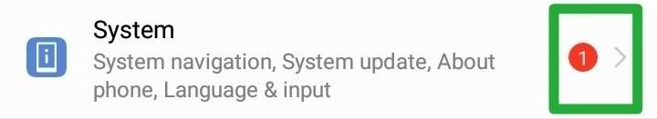 updating your phone Operating System
