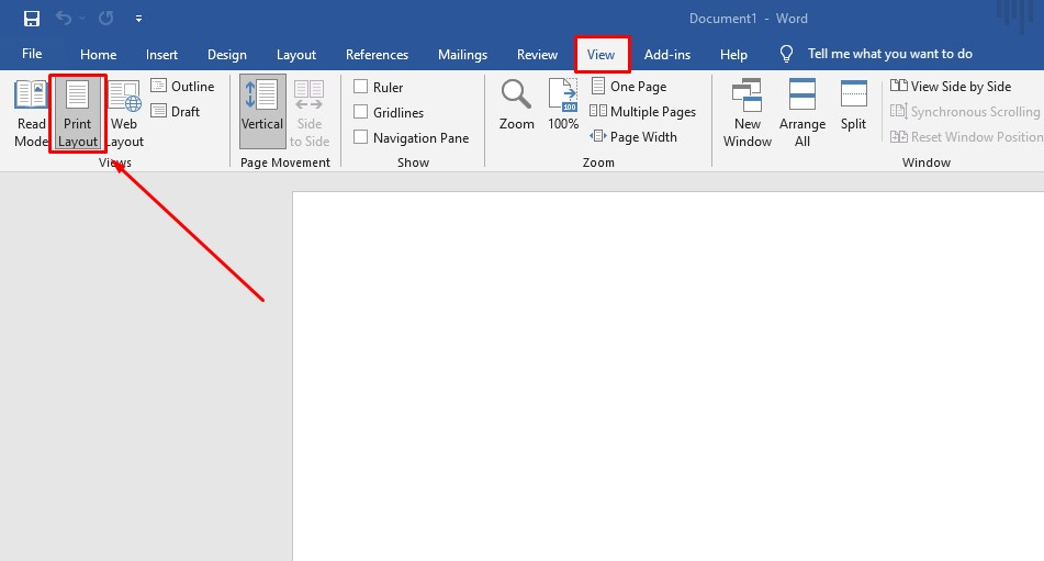 Making a Letterhead Template on Word